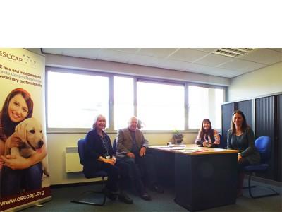ESCCAP Chairman opens new office