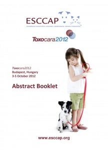 ESCCAP Toxocara 2012 Abstract Booklet
