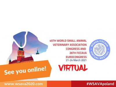 WSAVA FECAVA Virtual Congress 2021 – ESCCAP Live Parasitology Programme